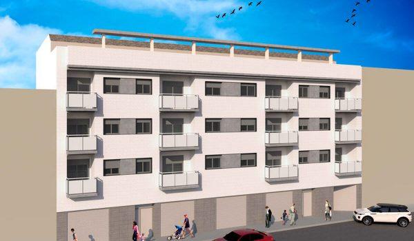 Promoción viviendas Aldaia